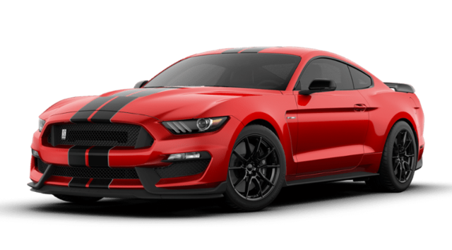 2019 Ford Mustang Shelby GT 350 Coupe